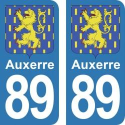 Département 89 - Auxerre