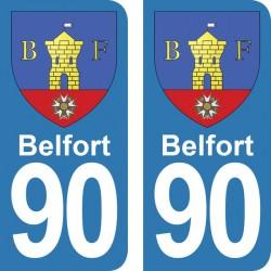 Département 90 - Belfort
