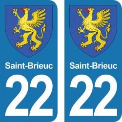 Département 22 - Saint-Brieuc