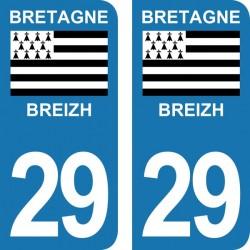 Département 29 - Finistère...