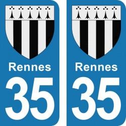 Département 35 - Rennes