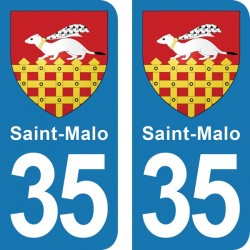Département 35 - Saint-Malo