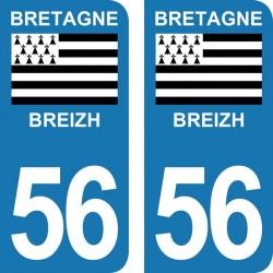 Département 56 - Morbihan -...