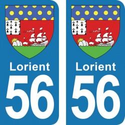 Département 56 - Lorient