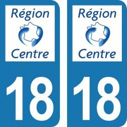 Département 18 - Cher - Centre