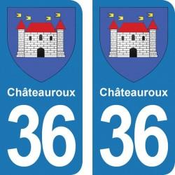 Département 36 - Châteauroux
