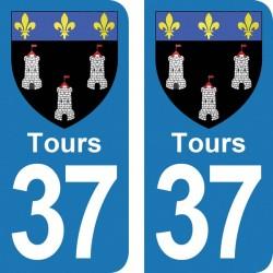 Département 37 - Tours