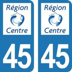 Département 45 - Loiret -...
