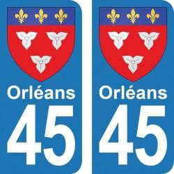 Département 45 - Orléans