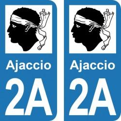 Département 2A - Ajaccio