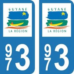 Département 973 - Guyane
