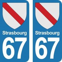 Département 67 - Strasbourg