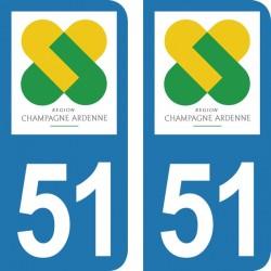 Département 51 - Marne -...