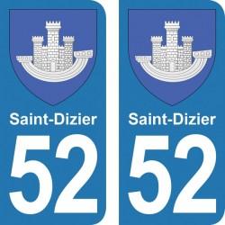 Département 52 - Saint-Dizier