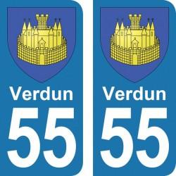 Département 55 - Verdun