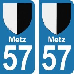 Département 57 - Metz