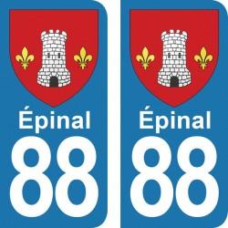 Département 88 - Épinal