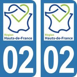 Département 02 - Aisne -...