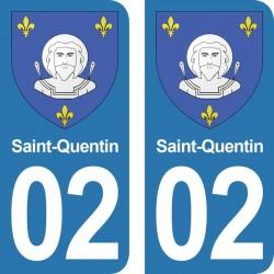Département 02 - Saint-Quentin