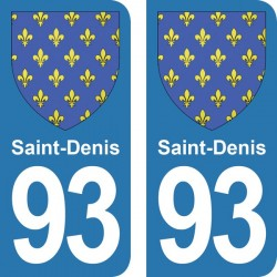Département 93 - Saint-Denis