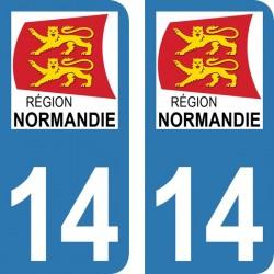 Département 14 - Calvados -...