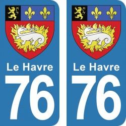 Département 76 - Le Havre
