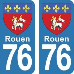 Département 76 - Rouen