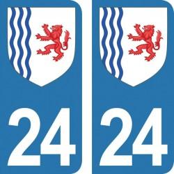 Département 24 - Dordogne -...