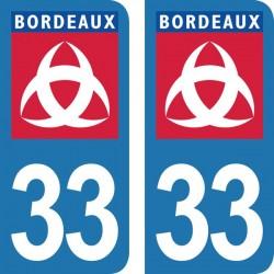 Département 33 - Bordeaux...