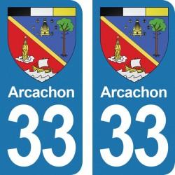 Département 33 - Arcachon