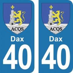 Département 40 - Dax
