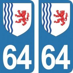 Département 64 -...