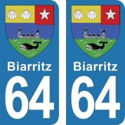Département 64 - Biarritz