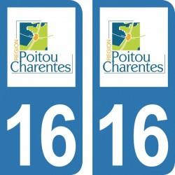 Département 16 - Charente -...