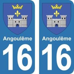 Département 16 - Angoulême