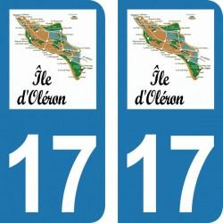 Département 17 - Île d'Oléron