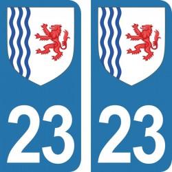 Département 23 - Creuse -...