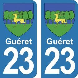 Département 23 - Guéret