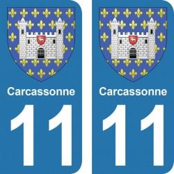 Département 11 - Carcassonne
