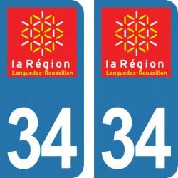 Département 34 - Hérault -...