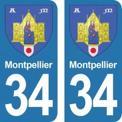 Département 34 - Montpellier