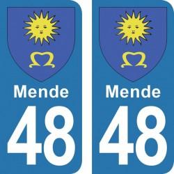 Département 48 - Mende