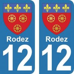 Département 12 - Rodez