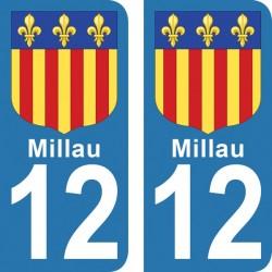 Département 12 - Millau