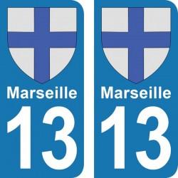Département 13 - Marseille...