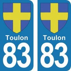 Département 83 - Toulon