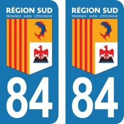 Département 84 - Vaucluse -...