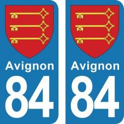 Département 84 - Avignon