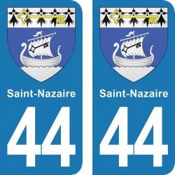 Département 44 - Saint-Nazaire