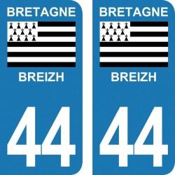 Département 44 - Breizh